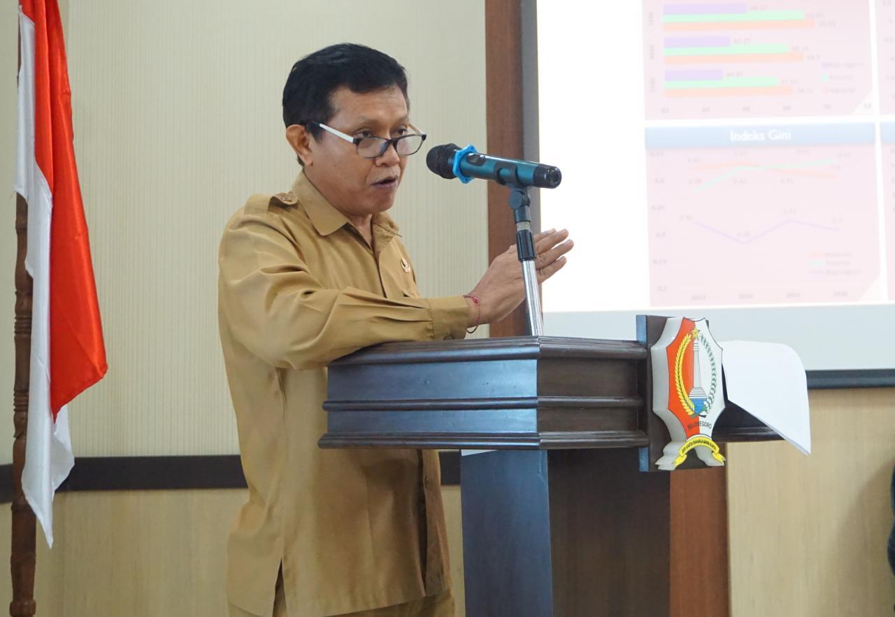 Kepala Bappeda Kabupaten Bojonegoro<BR>Ir. I Nyoman Sudana,MM