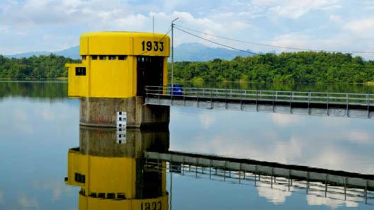 Waduk Pacal di Ds. Kedungsumber Kec.Temayang<BR>sebagai salah satu Tujuan Destinasi Wisata di Bojonegoro